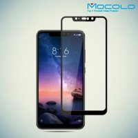 MOCOLO Защитное стекло для Xiaomi Redmi Note 6 Pro - Черное