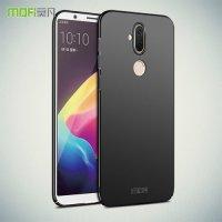 Mofi Slim Armor Матовый жесткий пластиковый чехол для Asus Zenfone 5 Lite ZC600KL - Черный