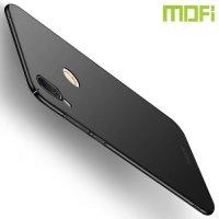Mofi Slim Armor Матовый жесткий пластиковый чехол для Huawei Honor Play - Черный