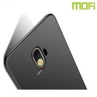 Mofi Slim Armor Матовый жесткий пластиковый чехол для Samsung Galaxy J4 2018 SM-J400F - Черный