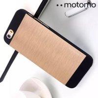 MOTOMO металлический алюминиевый чехол для iPhone 6S / 6 - Золотой