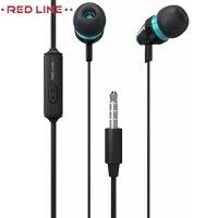 Наушники гарнитура с микрофоном Red Line SP06 - Черные