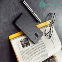 NILLKIN Air охлаждающий перфорированный чехол для Samsung Galaxy A8 Plus 2018 - Черный