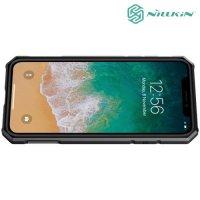 Nillkin Defender Бронированный противоударный двухслойный чехол для iPhone XS Max - Черный