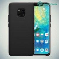 Nillkin Flex Case чехол накладка для Huawei Mate 20 Pro - Черный