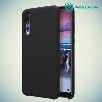 Nillkin Flex Case чехол накладка для Huawei P20 Pro - Черный