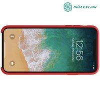 Nillkin Flex Case чехол накладка для iPhone XR - Красный