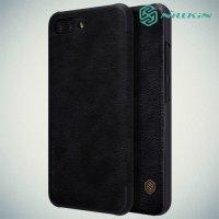 NILLKIN Qin чехол флип кейс для Huawei Honor 10 - Черный