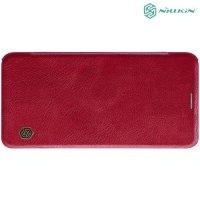 NILLKIN Qin чехол флип кейс для Huawei Nova 3 - Красный