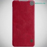 NILLKIN Qin чехол флип кейс для Huawei P30 - Красный