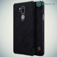 NILLKIN Qin чехол флип кейс для LG G7 ThinQ - Черный
