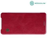 NILLKIN Qin чехол флип кейс для Sony Xperia XZ2 - Красный