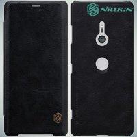 NILLKIN Qin чехол флип кейс для Sony Xperia XZ3 - Черный
