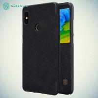 NILLKIN Qin чехол флип кейс для Xiaomi Mi 6x / Mi A2 - Черный