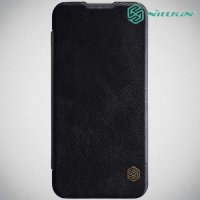NILLKIN Qin чехол флип кейс для Xiaomi Redmi Note 7 / Note 7 Pro - Черный
