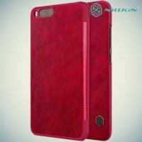Nillkin Qin Series чехол книжка для Xiaomi Mi 6 - Красный