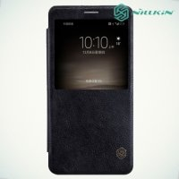 Nillkin Qin Series чехол книжка для Huawei Mate 9 - Черный