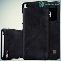 Nillkin Qin Series чехол книжка для Xiaomi Mi 5s - Черный