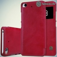 Nillkin Qin Series чехол книжка для Xiaomi Mi 5s - Красный