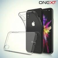 OneXT Прозрачный силиконовый чехол для iPhone Xs / X