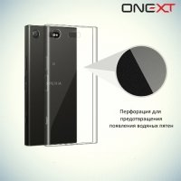 OneXT Прозрачный силиконовый чехол для Sony Xperia XZ1 Compact