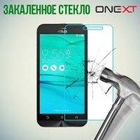 OneXT Закаленное защитное стекло для Asus Zenfone Go ZB500KL / ZB500KG