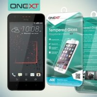 OneXT Закаленное защитное стекло для HTC Desire 825