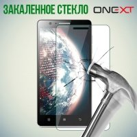 OneXT Закаленное защитное стекло для Lenovo Vibe C A2020