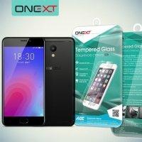 OneXT Закаленное защитное стекло для Meizu M6