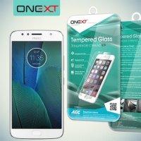 OneXT Закаленное защитное стекло для Motorola Moto G5s Plus