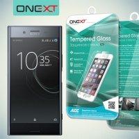 OneXT Закаленное защитное стекло для Sony Xperia XZ Premium