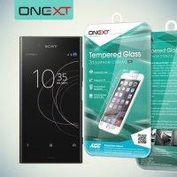 OneXT Закаленное защитное стекло для Sony Xperia XZ1
