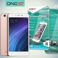 OneXT Закаленное защитное стекло для Xiaomi Redmi 4A