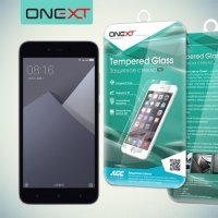OneXT Закаленное защитное стекло для Xiaomi Redmi Note 5A 3/32GB