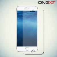 OneXT Закругленное защитное 3D стекло для iPhone 7/8 на весь экран - Прозрачный