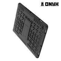 ONYX Противоударный бронированный чехол для Samsung Galaxy Tab S5e SM-T720 - Черный