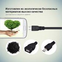 OTG конвертер переходник Micro USB в USB для смартфонов