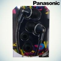 Наушники Panasonic RP-HJE125E - Черные