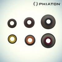 Phiaton by Cresyn C450S наушники гарнитура с плоским кабелем - Черный