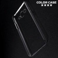 Пластиковый прозрачный чехол для Samsung Galaxy On5
