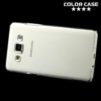 Пластиковый прозрачный чехол для Samsung Galaxy A5