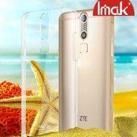 Пластиковый прозрачный чехол IMAK Premium для ZTE Axon mini