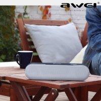 Портативная беспроводная Bluetooth колонка PILL Awei Y220