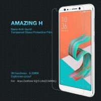 Противоударное закаленное стекло на Asus Zenfone 5 Lite ZC600KL Nillkin Amazing 9H