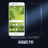Противоударное закаленное стекло на Huawei P10 Plus Nillkin Amazing H+ Pro