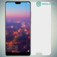 Противоударное закаленное стекло на Huawei P20 Pro Nillkin Amazing H+PRO