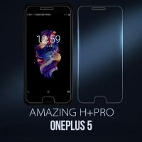 Противоударное закаленное стекло на OnePlus 5 Nillkin H+ Pro