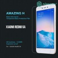 Противоударное закаленное стекло на Xiaomi Redmi 5a Nillkin Amazing 9H