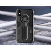Противоударный чехол NILLKIN Defender II для iPhone Xs / X - Черный