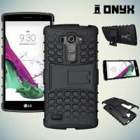 Противоударный защитный чехол для LG G4s H736 - Черный